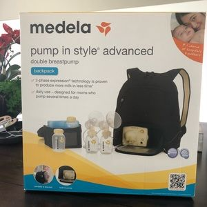 Medal Pump in Style Advanced NEW